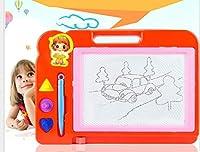 Yingealy 子供の発達 消せるスクラブルボード カラフルなマグナ落書きのスケッチパッド 学習玩具 子供や幼児用