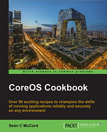 CoreOS Cookbook