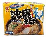 沖縄そば かつお昆布だし 袋麺 5食パック