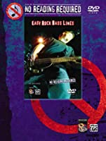 Easy Rock Bass Lines [DVD]