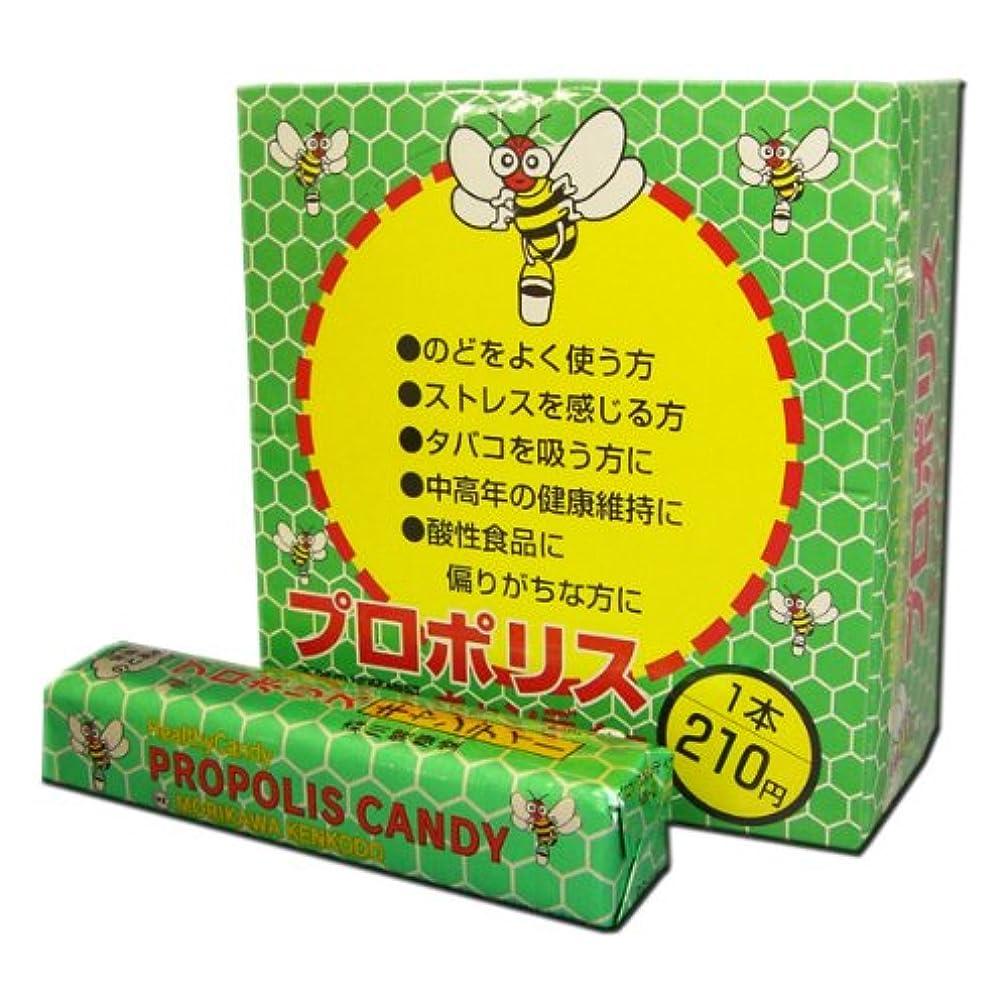 出演者ハードウェアカスケード森川健康堂 プロポリススティックキャンディー 9粒×10本