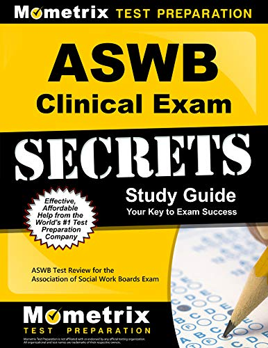 Download ASWB Clinical Exam Secrets: Your Key to Exam Success 1609712196