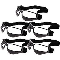 Baosity 高品質 バスケットボール 練習用 フィット感 ドリブル 眼鏡 援助 ゴーグル 全2色選べる