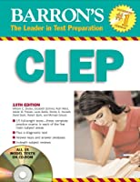 Barron's CLEP with CD-ROM (Barron's How to Prepare for the Clep College Level Examination Program)