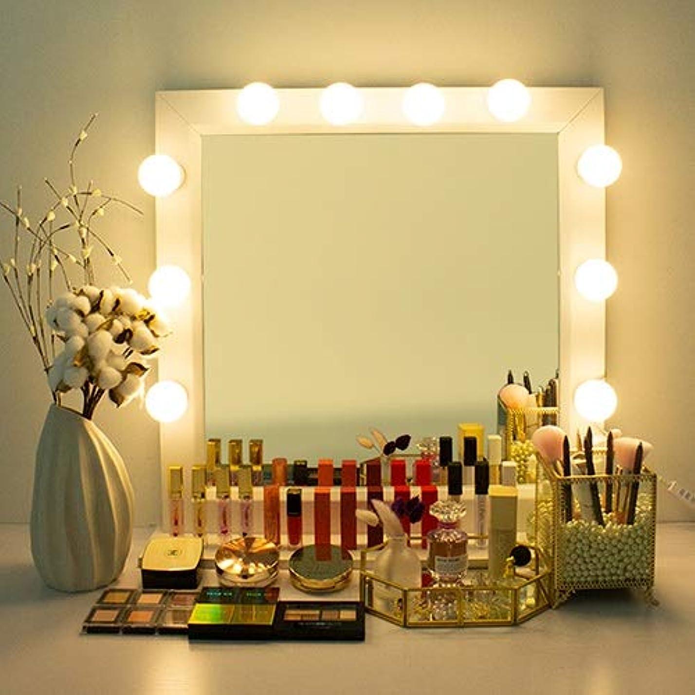 PETIT THINGS LED プチシンスLED女神照明 芸能人化粧台 ハリウッドミラー 化粧鏡