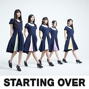 STARTING OVER (ALUBUM+DVD)