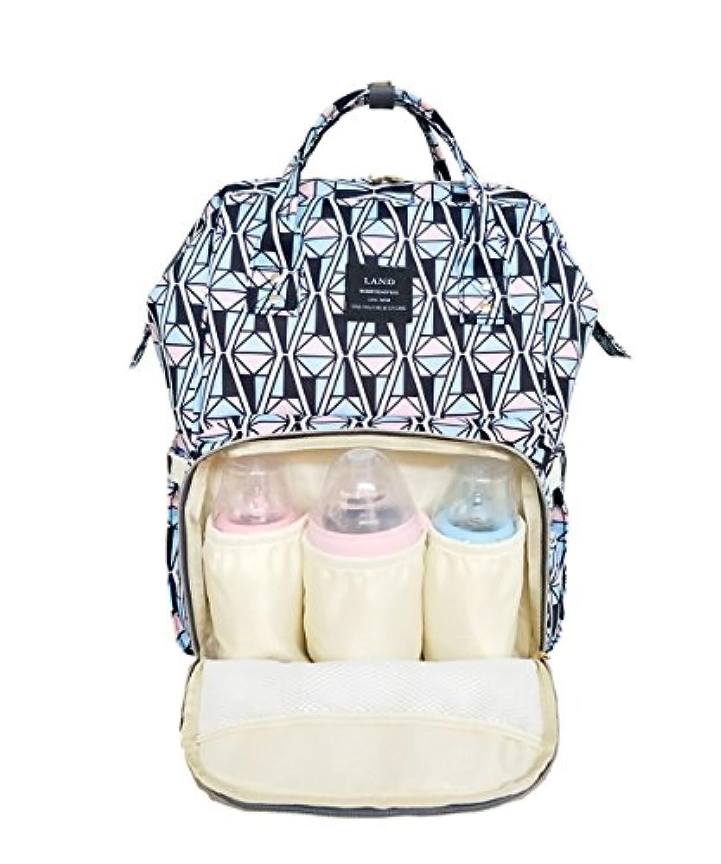 Shellme 新型 マザーズバッグ ママバッグ リュック ショルダーバッグ アウトドアバッグ ハンドバッグ おしゃれ 多機能 大容量 シンプル 防水