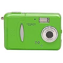 VistaQuest VQ7024J Green トイデジカメラ VQ7024J-G