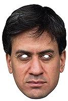 Ed Miliband Card Mask (Masks) - Unisex - One Size
