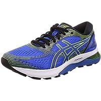ASICS Australia Gel-Nimbus 21 Men's Running Shoe, Mid Grey/White