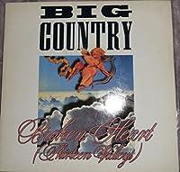 """Broken Heart (Thirteen Valleys) - Big Country 7"""" 45"""