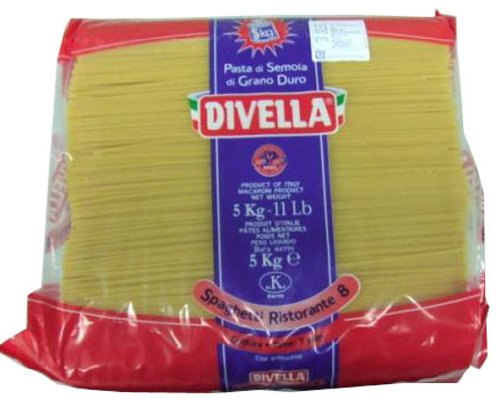ディヴェッラ スパゲッティリストランテ 1.72mm 袋5kg