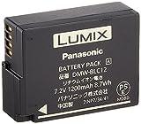 パナソニック バッテリーパック ルミックス DMW-BLC12