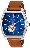 [フルボデザイン] 腕時計 F8201SNVLB メンズ ブラウン