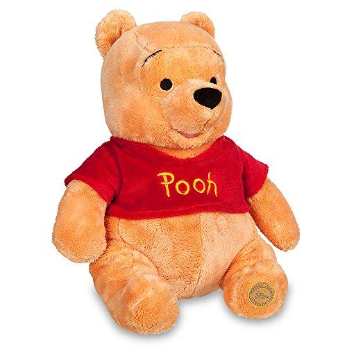 Disney ディズニー Winnie the Pooh Plush くまのプーさん ぬいぐるみ 14インチ 約35cm 並行輸入品