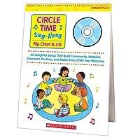 Scholastic 978–0-439–63524–0円時間sing-alongフリップチャート& CD