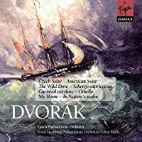 Libor Pesek - Dvorak: American Suite. Czech Suite Etc. (2CDS) [Japan CD] TOCE-16216 by Libor Pesek (2012-09-19)