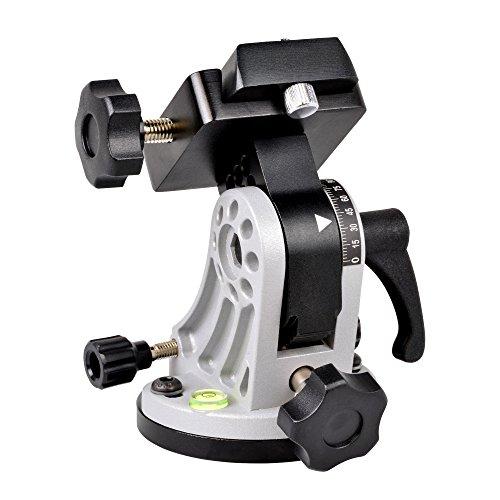 Kenko 天体望遠鏡アクセサリー スカイメモS/T用微動雲台 SV シルバー 455241