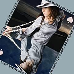 Chandelier♪MISIAのCDジャケット