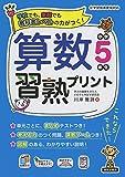算数習熟プリント 小学5年生 (教科書レベルの力がつく!)