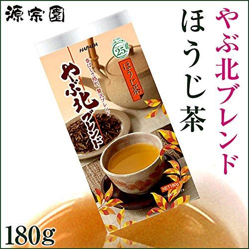 やぶ北ブレンド ほうじ茶 180g