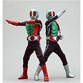 ハイパーヒーロー ダイナマイト合金コレクション ダブルライダーセット (仮面ライダー新1号&新2号)