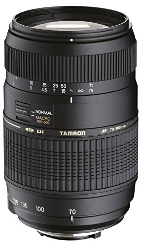 TAMRON 望遠ズームレンズ AF70-300mm F4-5.6 Di MACRO ニコン用 フルサイズ対応 A17NII