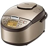 日立 圧力IH炊飯ジャー(5.5合炊き) ライトブラウンHITACHI RZ-YG10M-T