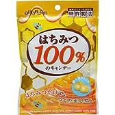 【ケース販売】扇雀飴本舗 はちみつ100%のキャンデー 24g×8袋 フード お菓子 飴・キャンディー [並行輸入品]