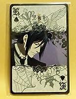 黒執事 II アニメ柄トランプ 6枚 アニメイト 特典 カード Kuroshitsuji