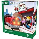 BRIO メトロレールウェイセット 33513