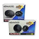 Kenwood車スピーカーPackage Deal : : 1ペア) kfc-1695ps + 1ペア) kfc-6985ps