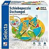 Selecta 62062 スライドパズル ジャングル