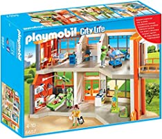 Playmobil 6657 City Life Furnished Children's Hospital