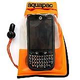 aquapac(アクアパック) スマートフォン用防水ケース 035 スモール ストームプルーフ フォン ケース オレンジ 110358 035