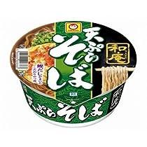 和庵(なごみあん) 天ぷらそば 88g×12個
