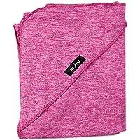 Luv Bug Company UPF 50+ Sun Protection Blanket, Heather Pink by Luv Bug Company