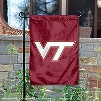 Virginia Tech Hokies VT Logo Garden Flag