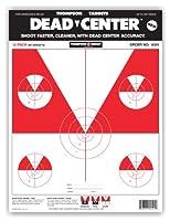 """トンプソンターゲット–Dead Center–プレミアムシューティングターゲット9"""" x12"""""""