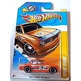 【ホットウィール 2012】#021 BMW 2002 オレンジ 並行輸入品