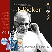 Serenade for Dieter Kloecker by VARIOUS (2012-09-11)