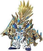 SDW HEROES 龍尊劉備ユニコーンガンダム 色分け済みプラモデル