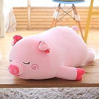 ブタ だきまくら ぬいぐるみ 特大 豚 大きいぶた 抱き枕 み/プレゼント/ふわふわぬいぐるみ (100cm)
