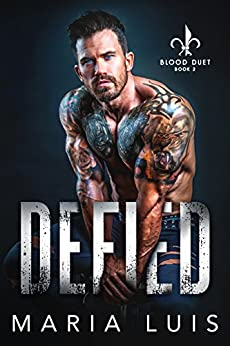 Defied (Blood Duet Book 2) by [Luis, Maria]