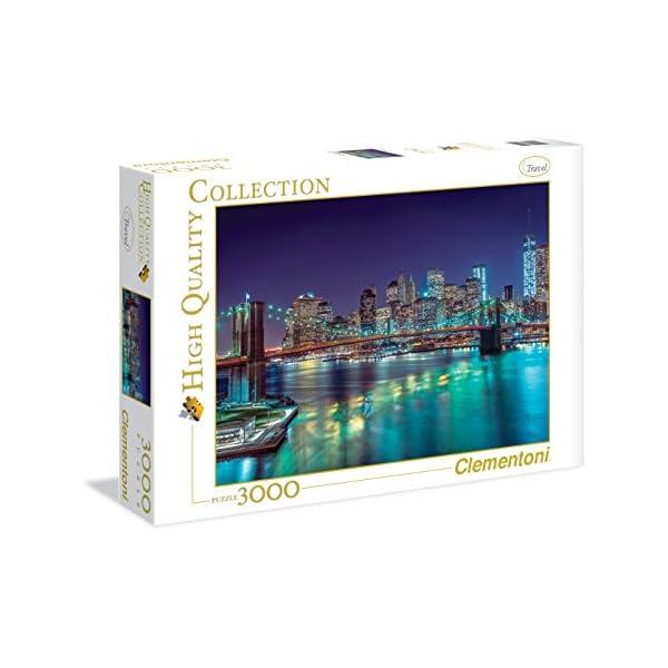 3000ピース ジグソーパズル Clemento...の商品画像