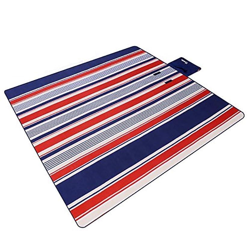 手紙を書く三角インシデント屋外スポーツキャンプピクニックマット防水厚いパッドビーチテントマット防湿マットピクニック布