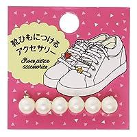 パール[靴アクセサリー]シューピアス/6pcs ジップコーポレーション かわいい おしゃれ グッズ 通販