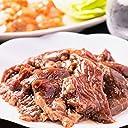 厚切り秘伝のタレ漬け 牛ハラミ1kg 焼肉 焼き肉 bbq バーベキュー はらみ サガリ さがり 業務用 訳あり わけあり 1キロ