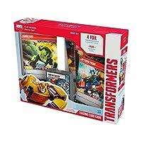 Transformers Tcg Autobots Starter Set | 2-Player Starter Deck | 44 Cards Incl. Bumblebee%カンマ% Ironhide%カンマ% Optimus Prime%カンマ% Red Alert [並行輸入品]