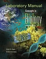 Laboratory Manual Concepts in Biology【洋書】 [並行輸入品]